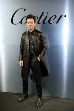 Deng Chao in Givenchy Spring 2018
