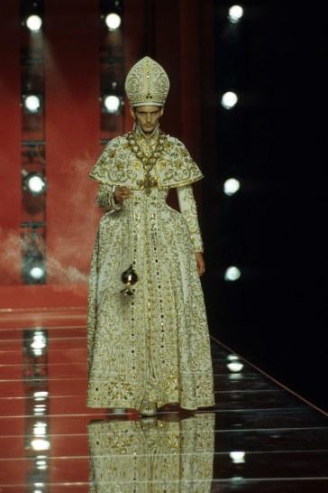 Dior 2000秋冬高級訂製服