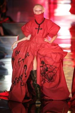 Dior 2006春夏高級訂製服