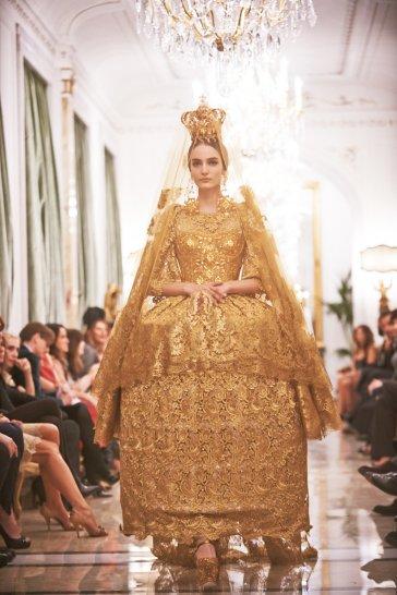 Dolce&Gabbana 2013春夏高級訂製服