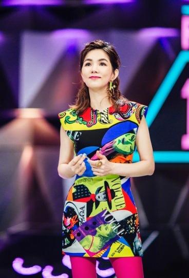 Ella Chen in Versace Spring 2018-5