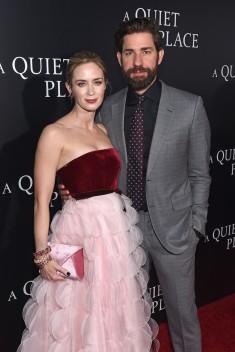 Emily Blunt in Oscar de la Renta Fall 2018-5