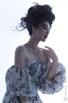 Fan Bingbing for Harper's Bazaar Jewelry April 2018-3
