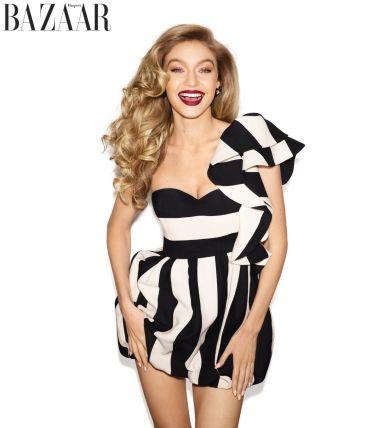 Gigi Hadid for Harper_s Bazaar May 2018-4