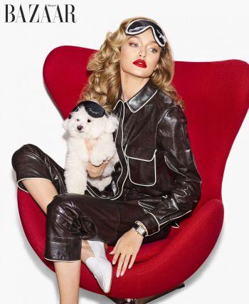 Gigi Hadid for Harper_s Bazaar May 2018-5