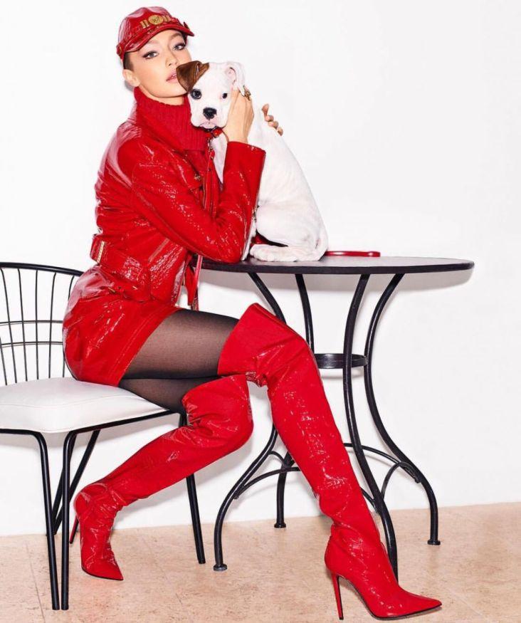 Gigi Hadid for Harper_s Bazaar May 2018-6