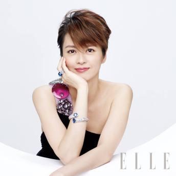 Gigi Leung Wing Kei for ELLE HK May 2018-1