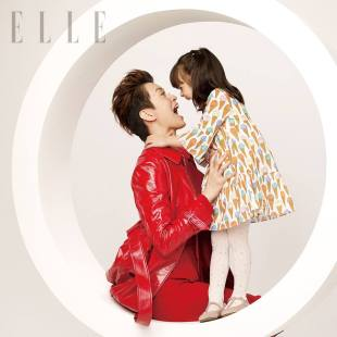 Gigi Leung Wing Kei for ELLE HK May 2018-2