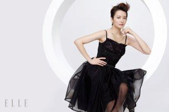 Gigi Leung Wing Kei for ELLE HK May 2018-3