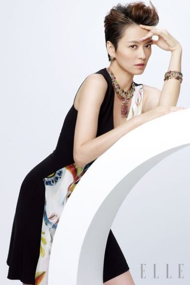 Gigi Leung Wing Kei for ELLE HK May 2018-4