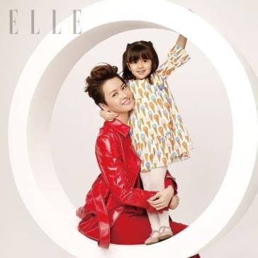 Gigi Leung Wing Kei for ELLE HK May 2018-9