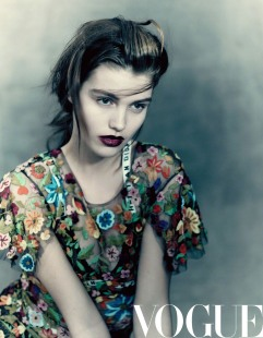 Hu Ge & Luna Bijl for Vogue China June 2018-7