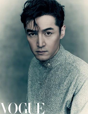 Hu Ge & Luna Bijl for Vogue China June 2018-8