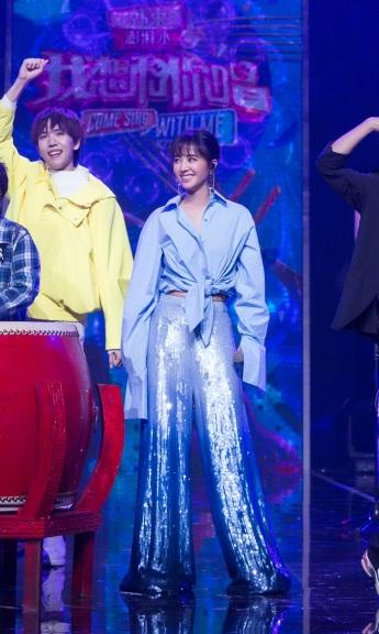 Jolin Tsai in Michael Kors Spring 2018-2