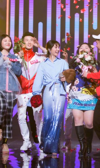 Jolin Tsai in Michael Kors Spring 2018-3