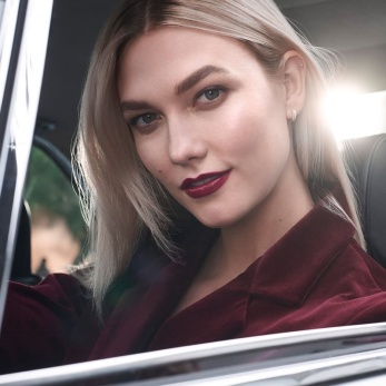 Karlie Kloss for Estée Lauder 2018