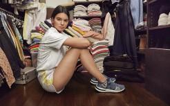 Kendall Jenner Adidas Original ARKYN Sneaker 2018 Campaign-10