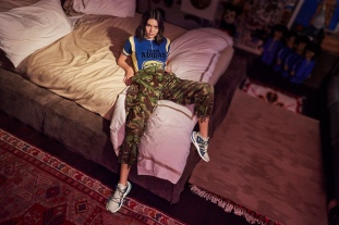 Kendall Jenner Adidas Original ARKYN Sneaker 2018 Campaign-2