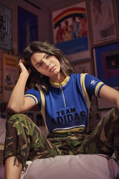 Kendall Jenner Adidas Original ARKYN Sneaker 2018 Campaign-5