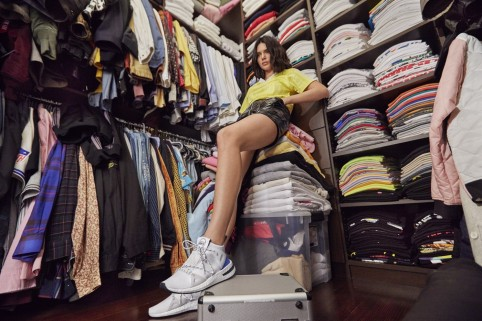 Kendall Jenner Adidas Original ARKYN Sneaker 2018 Campaign-7