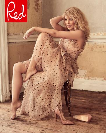 Kylie Minogue for Red Magazine May 2018-1