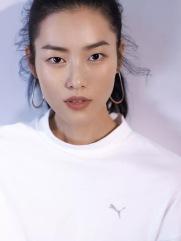 Liu Wen for Puma En Pointe Spring 2018 Campaign-2