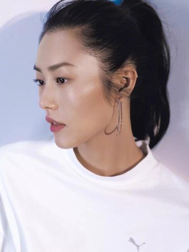 Liu Wen for Puma En Pointe Spring 2018 Campaign-5