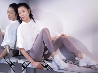 Liu Wen for Puma En Pointe Spring 2018 Campaign-7
