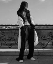 Liu Wen for The Telegraph Luxury April 2018-2