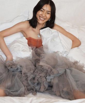 Liu Wen for The Telegraph Luxury April 2018-8