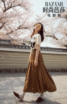 Ni Ni for Harper's Bazaar China May 2018-2