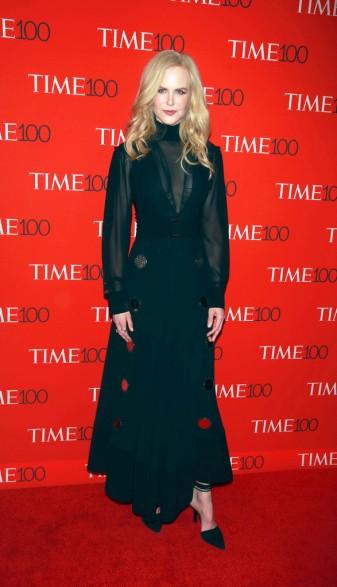 Nicole Kidman in Proenza Schouler Fall 2018