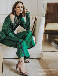 Olivia Palermo for Arcadia Spring 2018-2