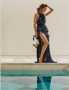 Olivia Palermo for Arcadia Spring 2018-3