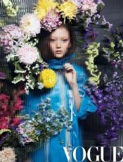 Sarah Grace for Vogue China May 2018-2