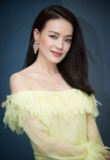 Shu Qi in Blumarine Resort 2018-4