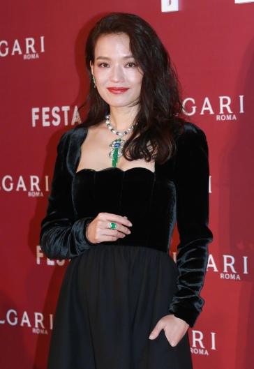 Shu Qi in Valentino Pre-Fall 2018-2