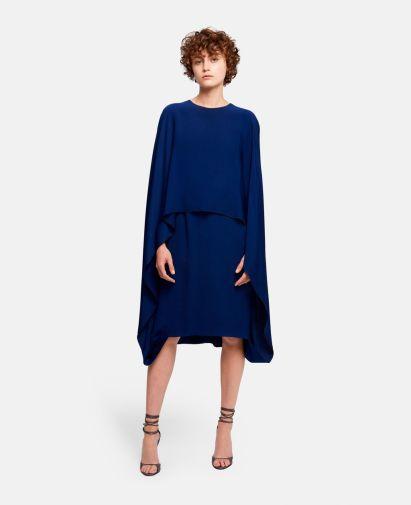 Stella Mccartney Sapphire Evening Dress
