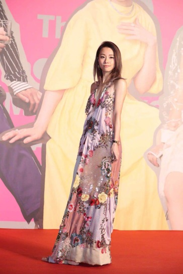 Stephy Tang Lai Yan in Valentino Spring 2018-3
