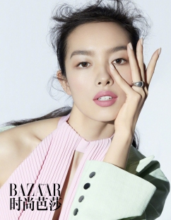 Sun Fei Fei for Harper_s Bazaar China May 2018