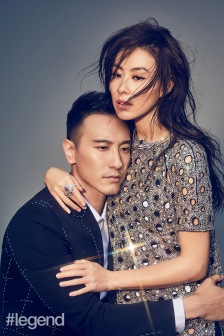 Sunny Wang & Dizzy Dizzo for #legend HK April 2018-1