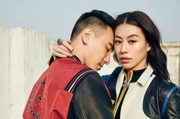 Sunny Wang & Dizzy Dizzo for #legend HK April 2018-12