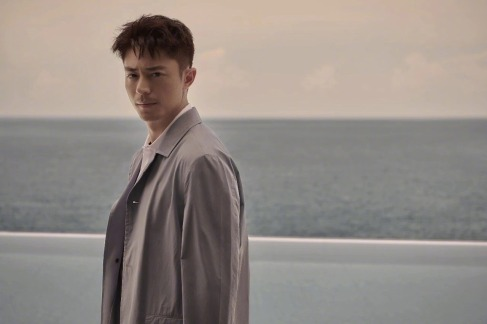 Wallace Huo for Hugo Boss Spring 2018 Campaign-1