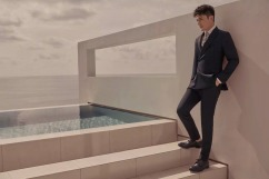 Wallace Huo for Hugo Boss Spring 2018 Campaign-4