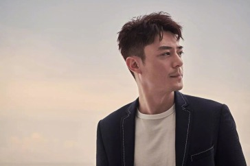 Wallace Huo for Hugo Boss Spring 2018 Campaign-7
