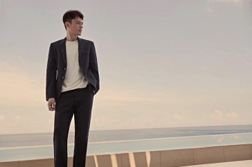 Wallace Huo for Hugo Boss Spring 2018 Campaign-8