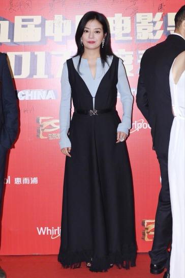 Zhao Wei in Nina Ricci Spring 2018-1