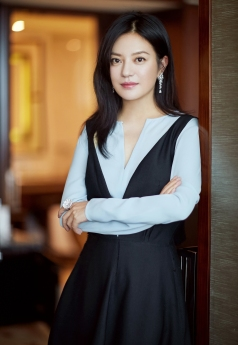 Zhao Wei in Nina Ricci Spring 2018-2