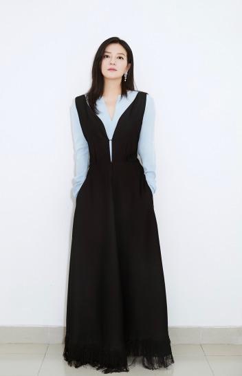 Zhao Wei in Nina Ricci Spring 2018