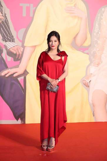 Zhao Wei in Valentino Spring 2018-2